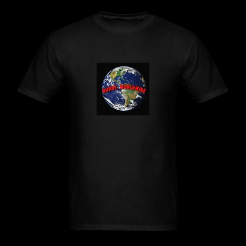 burntworldwide - Men's T-Shirt