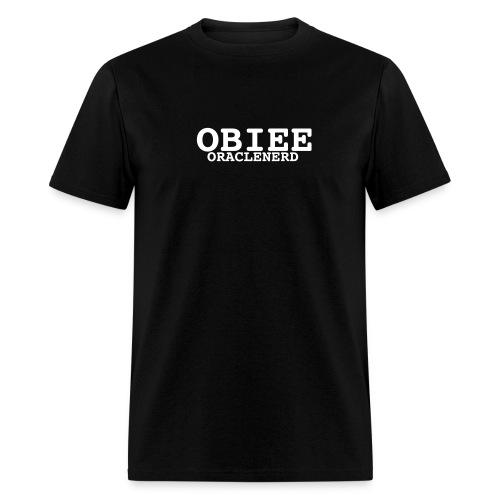 obiee oraclenerd - Men's T-Shirt