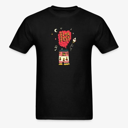 Flor Fest T-Shirt - Men's T-Shirt