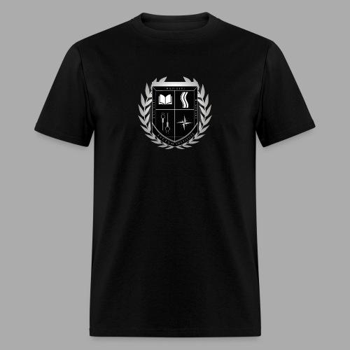 Lyceum Institute Seal - Inverted - Men's T-Shirt