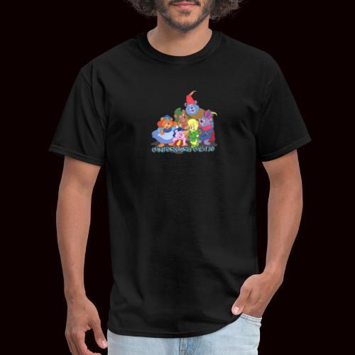 Medieval Bear Shirt - Men's T-Shirt