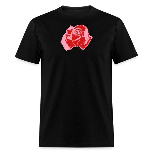 lil pink rose - Men's T-Shirt
