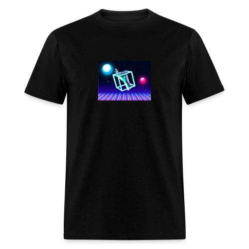 High Quality Vapor Waves Hand - Men's T-Shirt