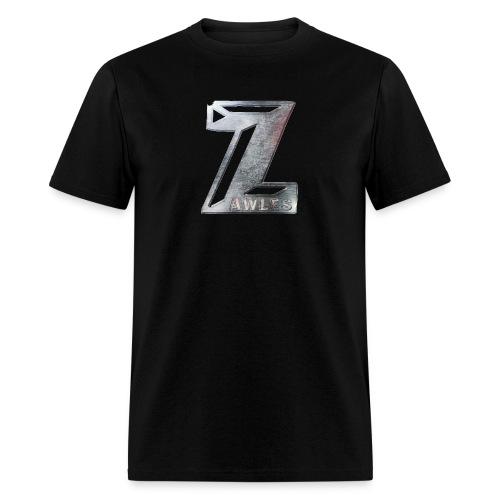 Zawles - metal logo - Men's T-Shirt