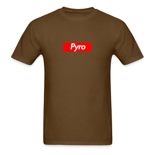 pyrologoformerch - Men's T-Shirt
