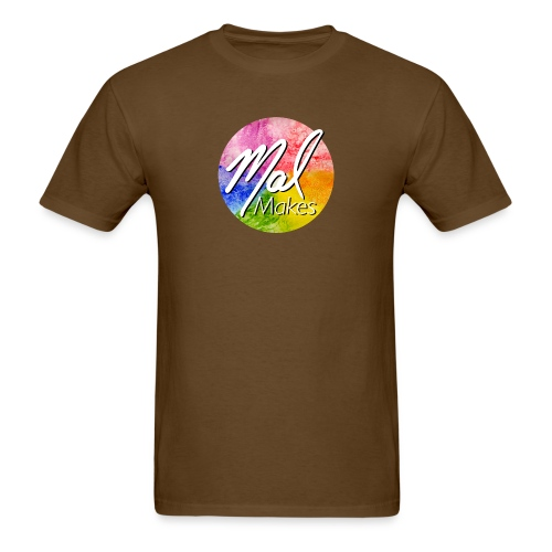 malmakes_circleshirt - Men's T-Shirt