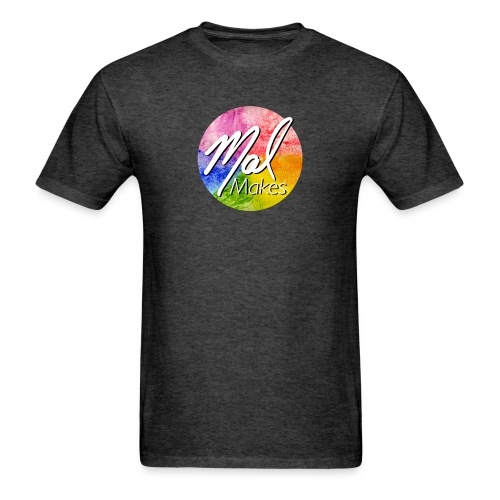 malmakes_circleshirt - Men's T-Shirt