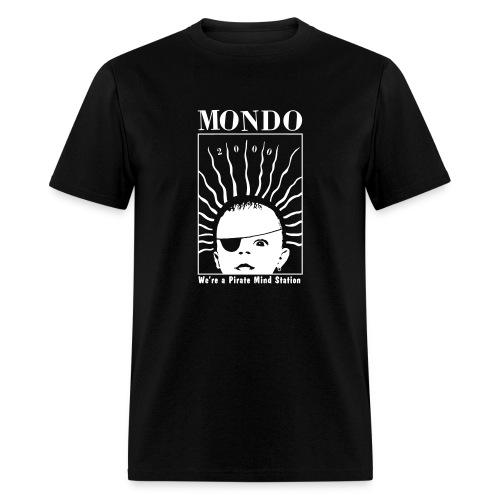 pirantemind - Men's T-Shirt