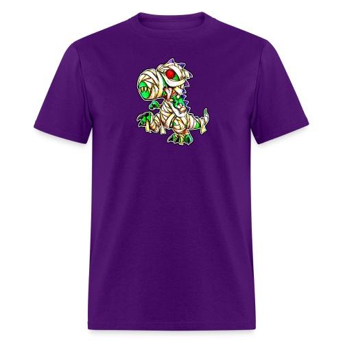 Halloween Mummy Trex - Men's T-Shirt