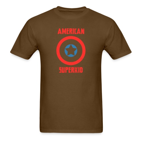 American Superkid - Men's T-Shirt