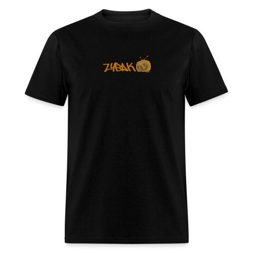 logo cut zybak tv - Men's T-Shirt