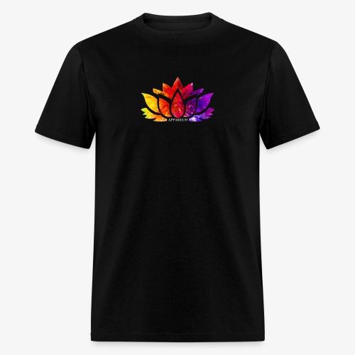 Multicolor Lotus - Men's T-Shirt