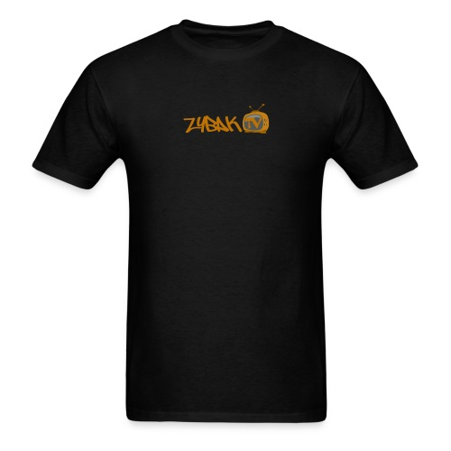 logo cut zybak tv - Men's T-Shirt
