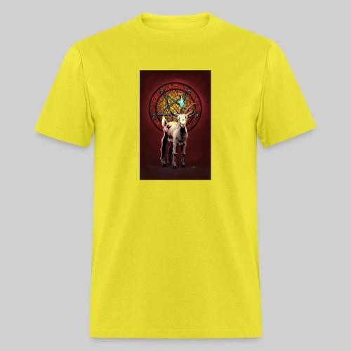 Baby Baphomet - Men's T-Shirt