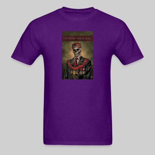 Do What Thou Wilt - Men's T-Shirt