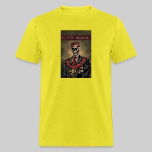 Do What Thou Wilt - Men's T-Shirt