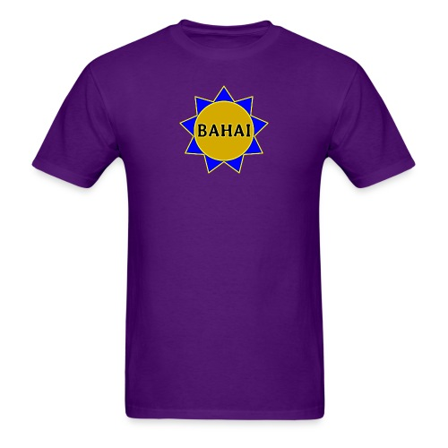 Bahai star - Men's T-Shirt