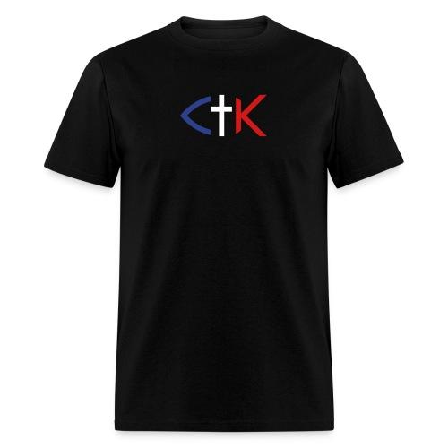 ctkfishsvg - Men's T-Shirt