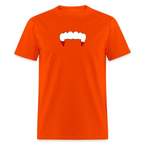 Vampire Fangs - Men's T-Shirt