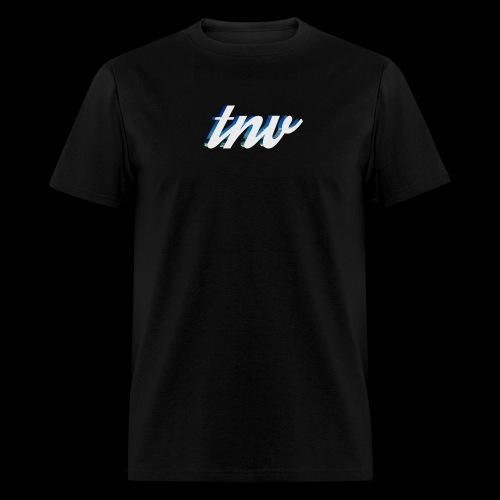 TNV WHITE DESIGN CLSSC png - Men's T-Shirt