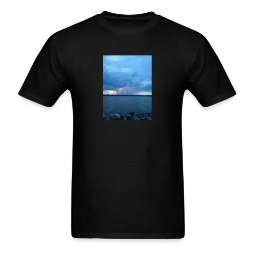 Storm Fall - Men's T-Shirt