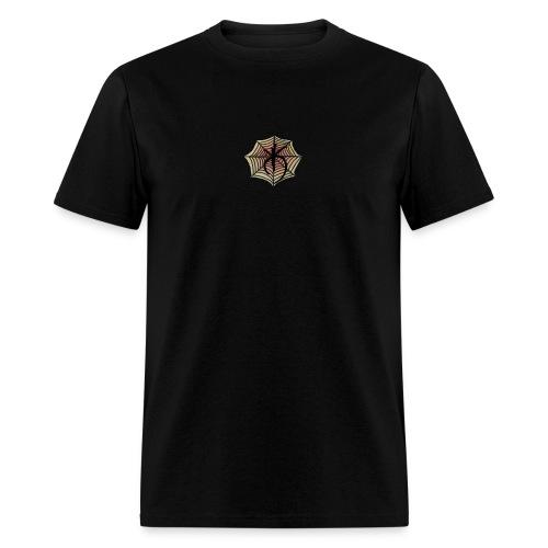SpiderWeb Logo - Men's T-Shirt