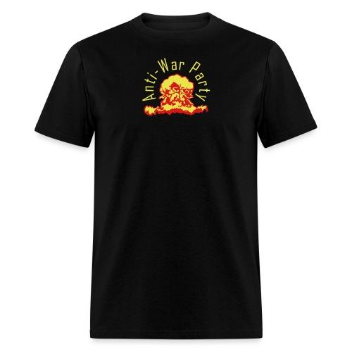 Anti-War Party yellow glo - Men's T-Shirt