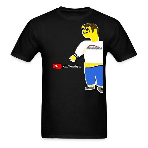 CartoonEvan FullBody png - Men's T-Shirt