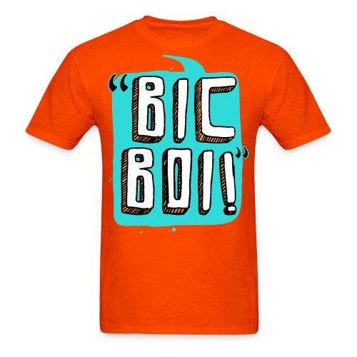 op bic boi bubble - Men's T-Shirt