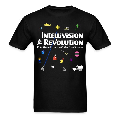 IntellivisionRevolution 2018 - Men's T-Shirt