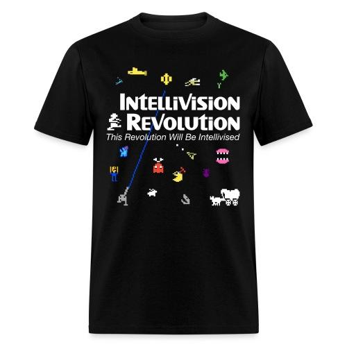 IntellivisionRevolution18 - Men's T-Shirt
