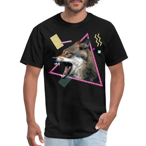 wild wolf - Men's T-Shirt