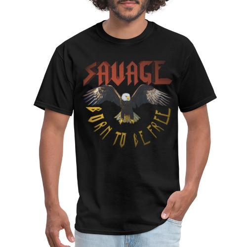 vintage eagle - Men's T-Shirt