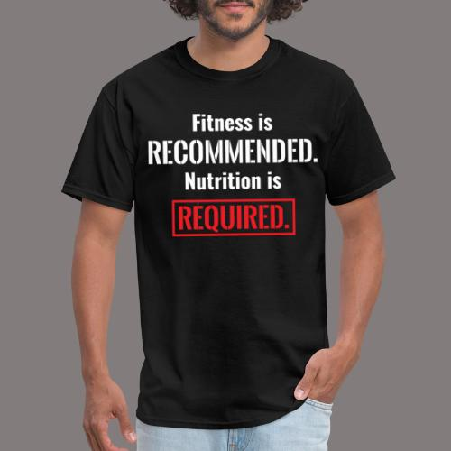 Mens_Nutrition - Men's T-Shirt