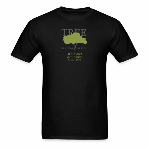 Tree Reading Swag - Men's T-Shirt