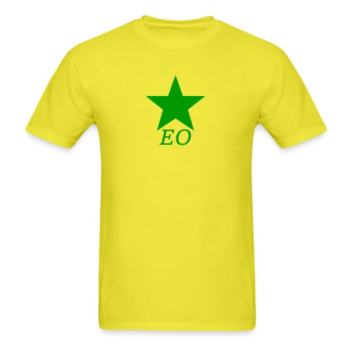 EO and Green Star - Men's T-Shirt