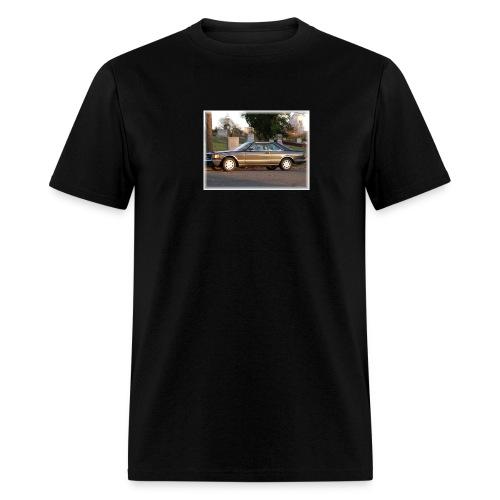 tim nagle1991 560seccharlotte nc - Men's T-Shirt
