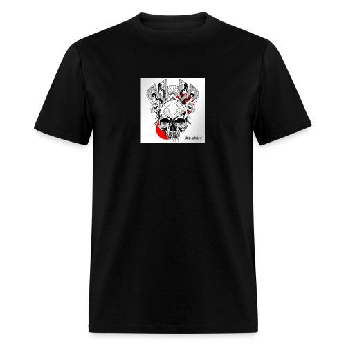 zt flameskull 01 - Men's T-Shirt
