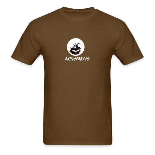 Axelofabyss Red with Nature - Men's T-Shirt