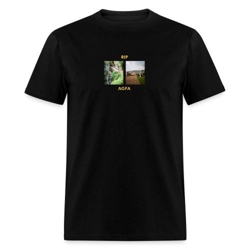 RIP AGFA - Men's T-Shirt