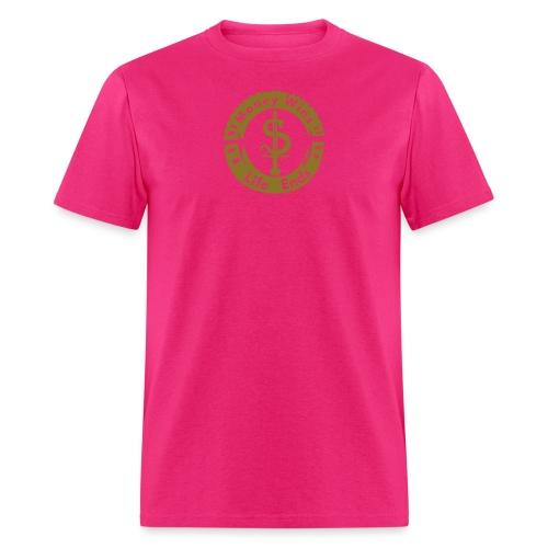 money_wins - Men's T-Shirt