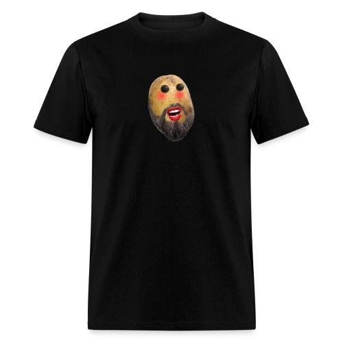 shy potato png - Men's T-Shirt