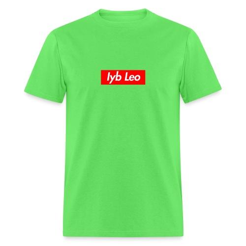 Iyb Leo Box Logo - Men's T-Shirt