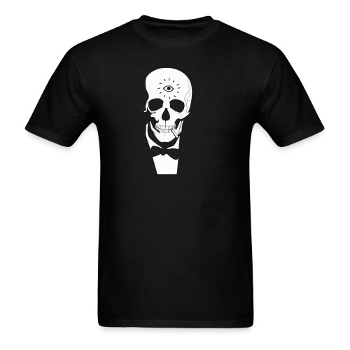 Skull Party Host png - Men's T-Shirt