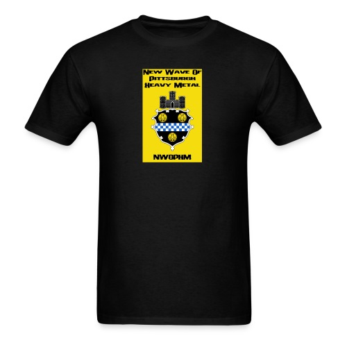 NWOPHM png - Men's T-Shirt