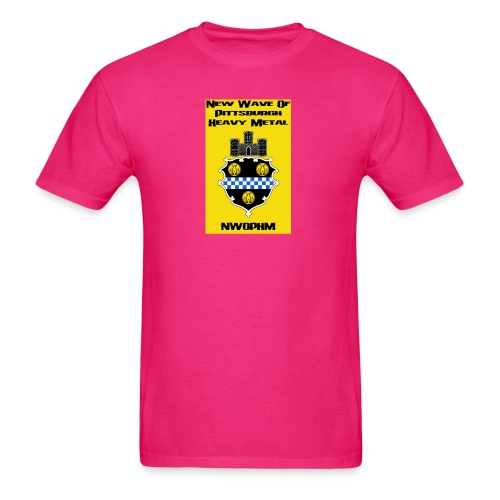 NWOPHM png - Men's T-Shirt