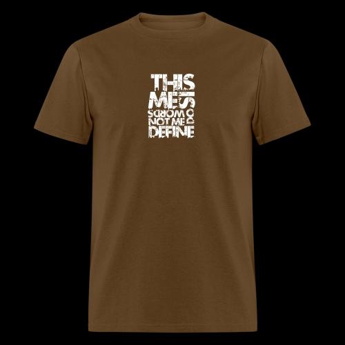 Words Do Not Define Me - Men's T-Shirt