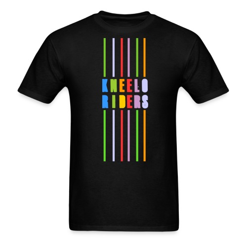 hipster stripes copy png - Men's T-Shirt
