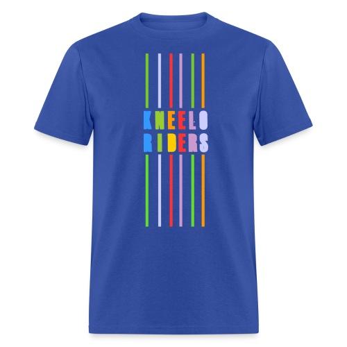 hipster stripes copy png - Men's T-Shirt