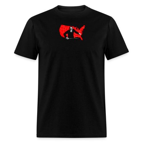 Secret Sentinel - Men's T-Shirt